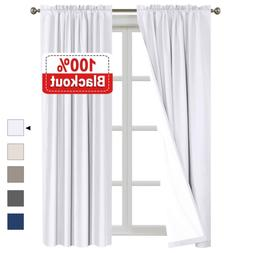 100 percent blackout curtains waterproof fabric curtains
