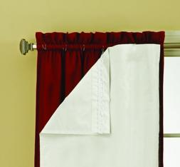 "Thermaliner Blackout Panel Pair White Curtain Liners 54""x 60"
