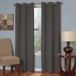 Eclipse 10708042X084SMK Microfiber 42-Inch by 84-Inch Therma