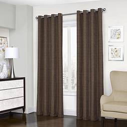 Eclipse 16404052063CHC Trevi Blackout Grommet Window Curtain