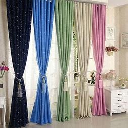 Thermal Blackout Curtains Window Curtain Living Room Bedroom