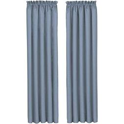 Eclipse Samara Blackout Energy-efficient Curtain Panel, Asso