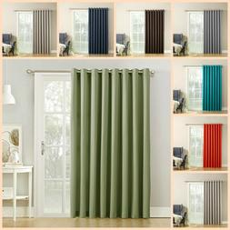 Extra Wide Blackout Curtains For Bedroom Blackout Curtains
