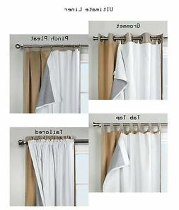 Thermalogic Ultimate Single Curtain Panel Liner, 101 H x 45