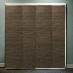 Chicology Adjustable Sliding Panels, Cut to Length Vertical