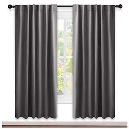 NICETOWN Bedroom Blackout Draperies and Window Treatment-  5