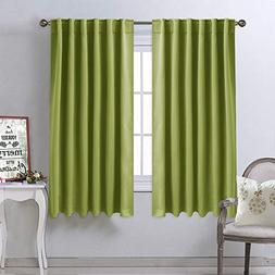 bedroom curtains blackout drapery panels