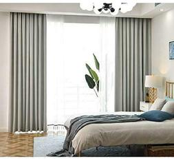 "Blackout 52 By 84""Length Thermal Insulated Curtains For Be"