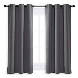 NICETOWN Blackout Curtain Blind for Bedroom Thermal Insulate