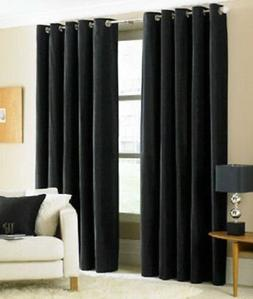 Blackout Curtain for Girl Bedroom Living Room 84 Inches Leng