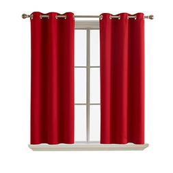 Deconovo Blackout Curtain Room Darkening Thermal Insulated C