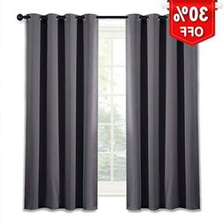NICETOWN Blackout Window Curtain for Bedroom -  Home Decorat