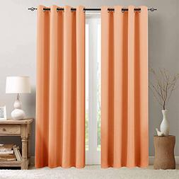 Blackout Curtains for Bedroom Triple Weave Room Darkening Ci