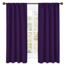 NICETOWN Blackout Curtains for Living Room - Triple Weave Ho
