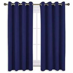 NICETOWN Blackout Curtains and Drapes for Kitchen - Thermal