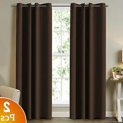 Turquoize Blackout Curtains and Drapes Energy Smart Thermal