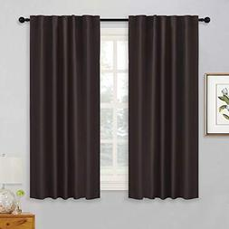 RYB HOME Blackout Curtains Drapes for Bedroom, Thermal Insul