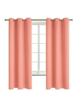 BGment Blackout Curtains for Bedroom - Grommet Thermal Insul