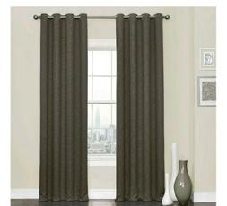 "Eclipse Blackout Curtains for Bedroom - Kingston 52"" x 63"" I"