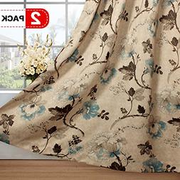 Blackout Curtains for Bedroom/Living Room Thermal Insulated