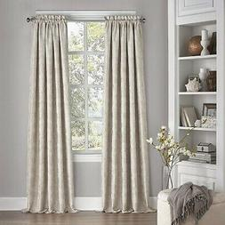 "Eclipse Blackout Curtains for Bedroom - Mallory 52"" x 84"" Iv"