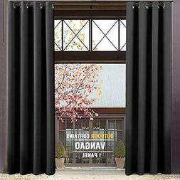 Blackout Curtains For Outdoor 84 Inches Long Triple Weave Wi