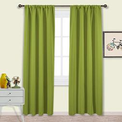 blackout curtains panels