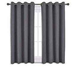 NICETOWN Blackout Curtains Panels for Bedroom - Window Treat