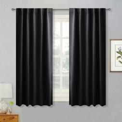 Blackout Curtains Panels For Small Window Covering Light Blo