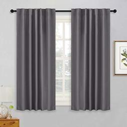 RYB HOME Décor Blackout Curtains Thermal Insulated Drapes C