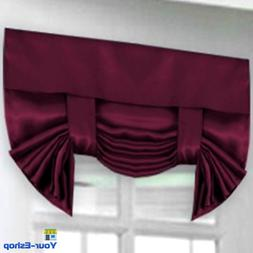 Blackout Curtains Thermal Insulated French Door Window Curta