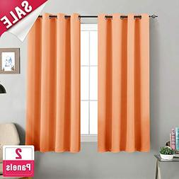 Blackout Curtains for Bedroom Triple Weave Room Darkening Cu