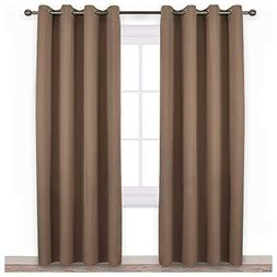NICETOWN Blackout Draperies Curtains Panels - Window Treatme