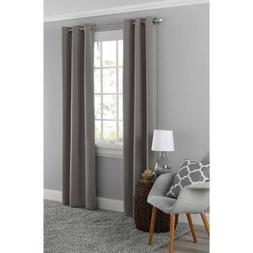Mainstays Blackout Energy Efficient Grommet Curtain Panel 40