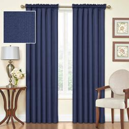 "Eclipse Blackout Energy-Efficient Curtain Panel 42"" X 84"" In"
