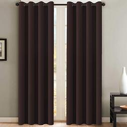 blackout room darkening curtains window
