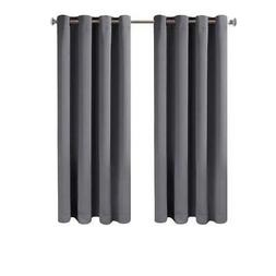 Balichun Blackout Thermal Insulated Grommet Window Curtain f