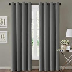 H.VERSAILTEX Blackout Thermal Insulated Room Darkening Winow