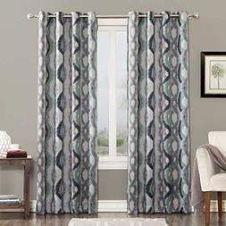 Curtain Drape Panel Bedroom Window Room Home Linen 54 X 63 I