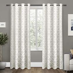 Exclusive Home Cartago Insulated Woven Blackout Grommet Top