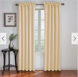 Eclipse Corinne Blackout Curtains in Ivory
