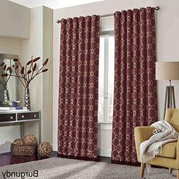 Eclipse Correll Thermalayer Blackout Window Curtain Panel Bu