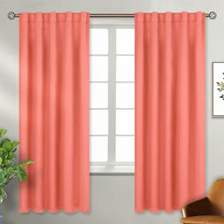 Curtain Blackout Thermal Insulated 2 Privacy Blinds Drapes P