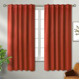 Curtain Blackout Thermal Insulated 2 Privacy Blinds Drape Pa