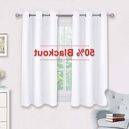 NICETOWN Curtain Panels for Bedroom - Home Decoration Solid