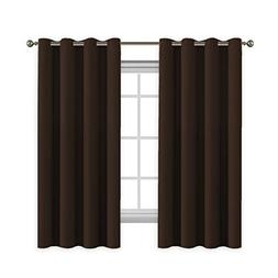 FlamingoP Curtains for Living Room, Opaque Ultimate Performa