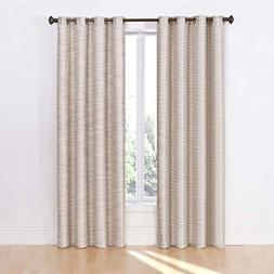 Eclipse Curtains Deron Single Curtain Panel