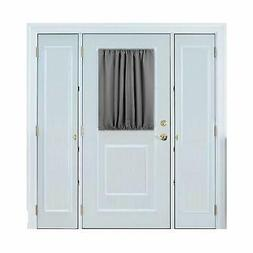 door curtains thermal insulated blackout curtain door