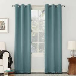 Sun Zero Easton Blackout Energy Efficient Curtain Panel, 40""