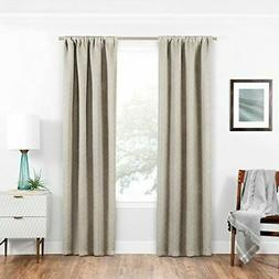 """ECLIPSE Room Darkening Curtains for Bedroom - Isanti 37"""" x 6"""